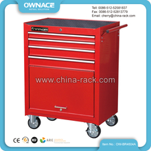 OW-BR4604A Heavy Duty 4 Drawers Roller Cabinet Tool Chest
