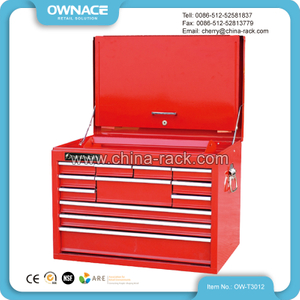 OW-T3012 Multi-layer Drawers Tool Cabinet/Chest for Storage