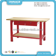 OW-TSW5911 Knock down Workbench with Wood Top