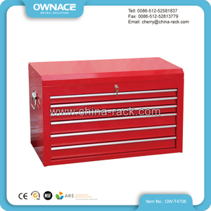 OW-T4706 Multi-layer Drawers Storage Tool Cabinet &Box
